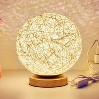 Lights & Lighting Modern Wood Table Lamp With Conversion Plug E27 Ac110v-240v Student Table Lamp Bedroom Bedside Lamp Indoor Living Room Lamp Long Performance Life Led Lamps