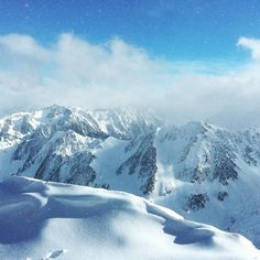 Petit week end au ski avec la famille  #holiday #ski #instaski #skiing #neige #snow #instasnow #montagne #winter #cold #pyrenees #cauterets by nicolasramond