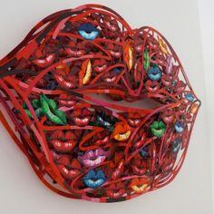 DAVID GERSTEIN/ 1000 Kisses