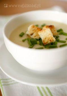Cream of Leek #Soup // zupa krem z pora