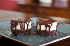 Triple Irish Cheesecake Bites