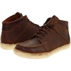 Clarks Unari Beeswax Leather