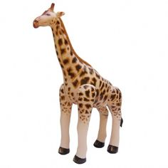 Realistic Inflatable Giraffe - 36-inch tall at theBIGzoo.com