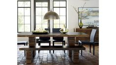 [Territorial Home] Paloma I Dining Table | C&B Fall/Winter 2016