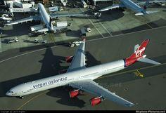 Fly a Virgin Atlantic Airbus A340-600