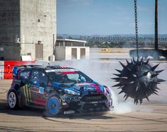 Is 'Ken Block's EPIC Gymkhana Six' the hottest #viralvideo of 2013!? Hit the pic to find out...