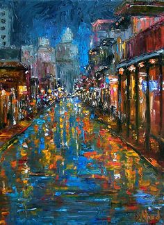 Debra Hurd —  Bourbon Street Blues  (654x900)