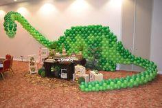 Dino Birthday party | CatchMyParty.com