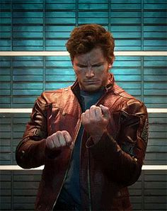 Immagine di Marvel, middle finger, and starlord