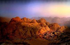 Sinai at 4:00 am