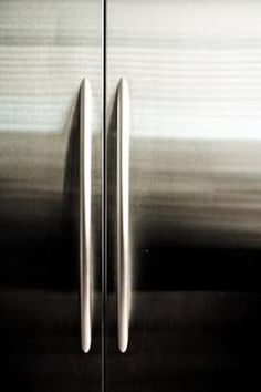 How to Repair a Deep Scratch on a Brushed Stainless Steel Fridge