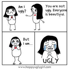 Ugly Girl Comics