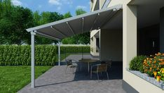 When ancient with thought, the particular pergola is experiencing a modern day renaissance all these Carport Garage, Pergola Carport, Wood Pergola, Pergola Shade, Awning Patio, Aluminum Pergola, Backyard Gazebo, Carport Designs, Pergola Designs