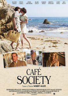 "Woody Allen'ın son filmi ""Cafe Society"", 12 Ağustos'ta SİNEMALARDA."
