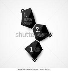 Banner Design Template Illustration vectorielle libre de droits 129803447 : Shutterstock