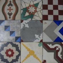 Patchwork Tiles for Sale in the UK | Reclaimed Tile Company