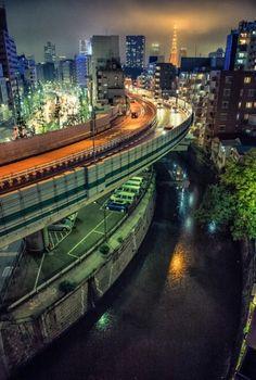 La gran área metropolitana de Tokio