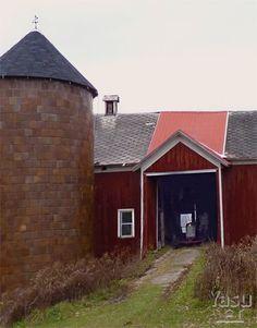 Red Barn Cape Porpoise Maine Barns Amp Farm Life