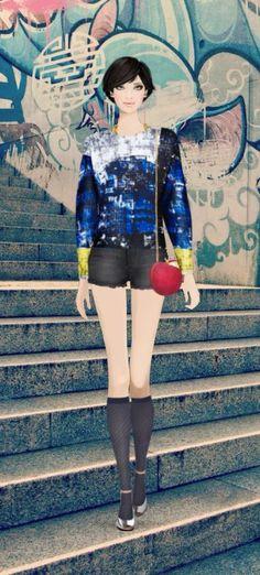 Harajuku Girls Fashion