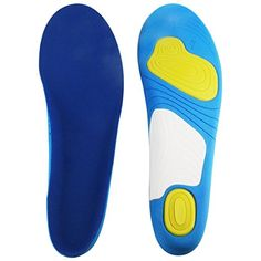Objective 1 Pair Women Men Unisex Soft Rubber Gel Pain Heel Spur Cup Insoles Support Shoe Cushion Inserts For Man Shoe-pad Novelty & Special Use