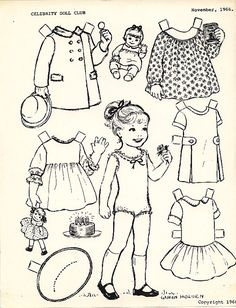Queen Holden Girl to color 11-1968
