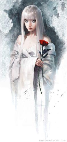 Jason Chan - Ilustración Fantástica - Taringa!
