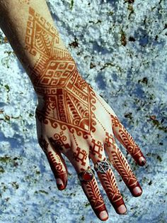 ISIS_henna_05 by Nomad Heart Henna, via Flickr