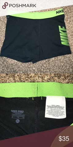 Nike spandex Nike spandex. Wore it 2-3 times only! Nike Shorts