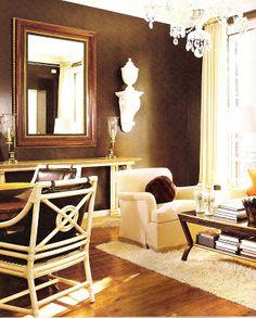Room designed by Elsie de Wolfe