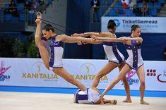 bulgarian rhythmic gymnasts