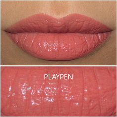 NARS Velvet Lip Glide in Playpen - Review and Swatch