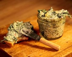 Nettle Party Dip