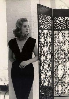 """""""Lauren Bacall  """""""