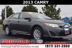 Premier Toyota of Amherst offers a wide selection of 118 used and pre-owned cars, trucks and SUVs. We'll find the used vehicle you need that matches your Avon driving habits. Used Toyota Camry, Toyota Camry For Sale, Used Cars, Trucks, Truck