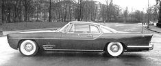 Chrysler Special K300 (Ghia), 1956 - Factory Photo