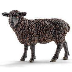 Schleich 13785 Black Sheep - World of Nature