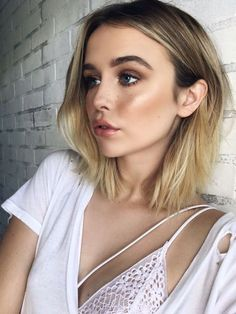 Love the highlight but the brows are on point!