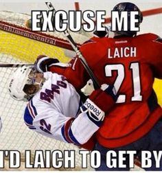 I'd Laich to get by