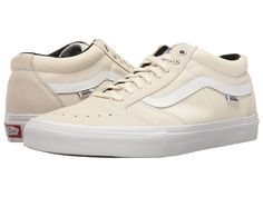 Vans Vault Old Skool MTE DX x The North Face White