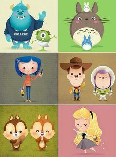 Disney fairy tales