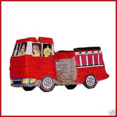 firetruck pinata -- $13.78
