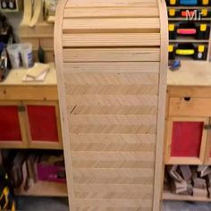 Woodworking Workbench, Easy Woodworking Projects, Woodworking Techniques, Wood Shop Projects, Diy Wood Projects, Wood Crafts, Diy Crafts Life Hacks, Diy Home Crafts, Folding Furniture