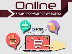Online shop (E-commerce Websites) Digital Marketing Plan, Mobile Friendly Website, Seo Sem, Mobile Marketing, Web Development, Ecommerce, Campaign, Web Design, Social Media