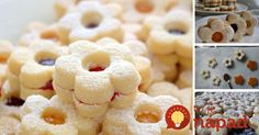 Krehké a jemné vanilkové pečivo, ktoré viete rýchlo pripraviť!