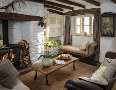 Romantic Moorland Cottage South East Cornwall, Elysian
