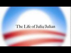 The (real) Life Of Julia - YouTube......