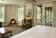 Los Poblanos Historic Inn & Organic Farm, winner of the Fodor's 100 Hotel Awards for the Local Flavor category #travel