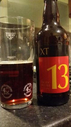 XT Brewing Company 13 Pacific Red Ale #craftbeer