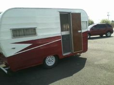 1962 Fireball Travel Trailer - $1000 (Story, Wy ...