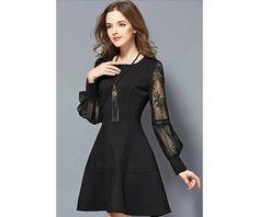 beautiful_flower_gauze_sleeves_short_dress_dresses_6.jpg